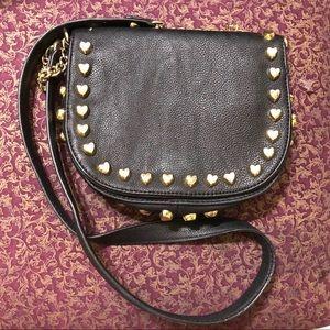 Betsy Johnson mini-purse.